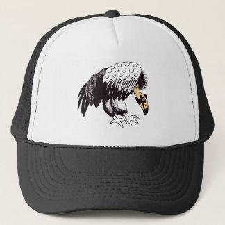 Casquette Illustration de vautour