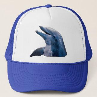 Casquette Image de dauphin