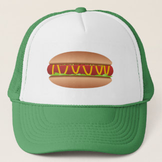 Casquette Image de hot dog