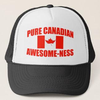 Casquette Impressionnant-ness canadien pur