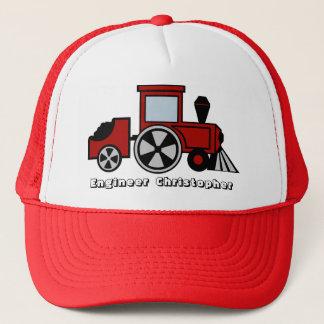 Casquette Ingénieur de train