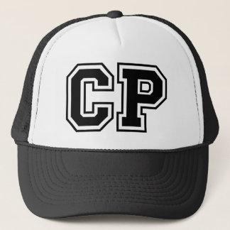 "Casquette Initiales du monogramme ""CP"""