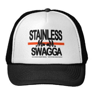 Casquette inoxydable de Swagga