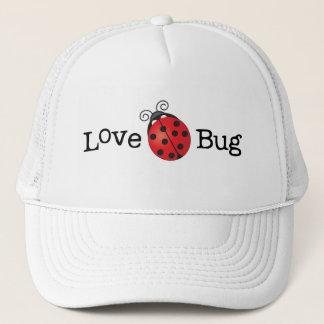 Casquette Insecte d'amour - coccinelle