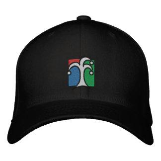 casquette insensé - brodé casquette brodée