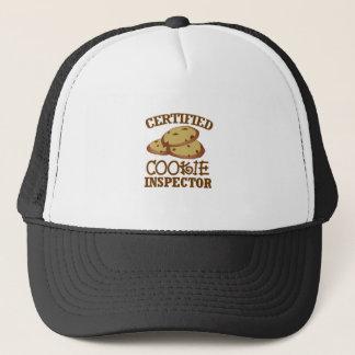 Casquette Inspecteur certifié de biscuit