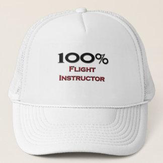 Casquette Instructeur de vol de 100 pour cent