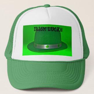 CASQUETTE irlandais de camionneurs de chance