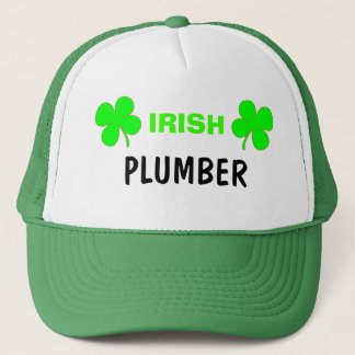 Casquette irlandais de plombier