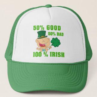 Casquette Irlandais drôle