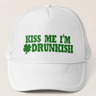 Casquette Irlandais drôle de Jour de la Saint Patrick