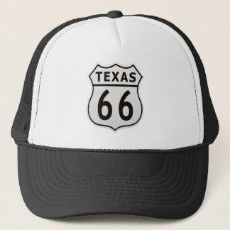 Casquette Itinéraire 66 le Texas