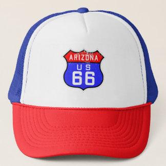 Casquette Itinéraire vintage iconique 66 Arizona