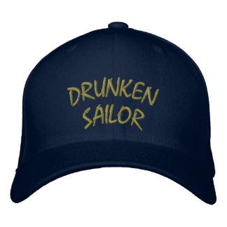 Casquette ivre de marin casquette brodée