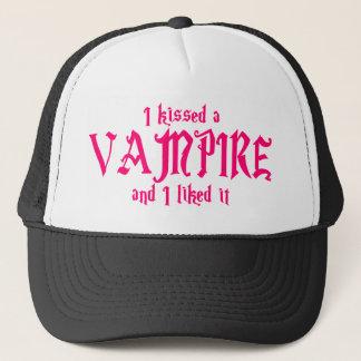 Casquette J'ai embrassé un vampire et je l'ai aimé