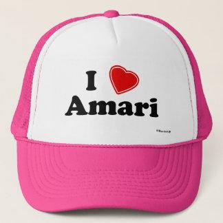 Casquette J'aime Amari