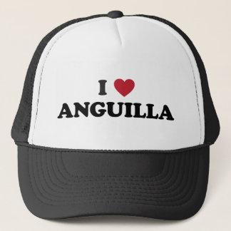 Casquette J'aime Anguilla