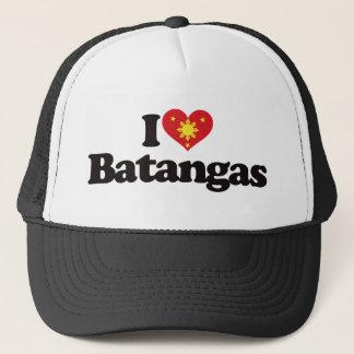Casquette J'aime Batangas