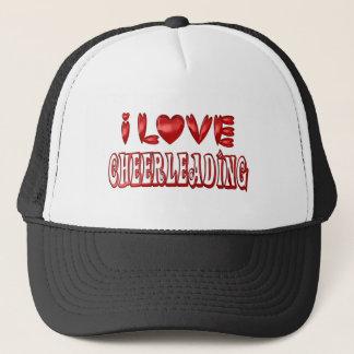 Casquette J'aime Cheerleading