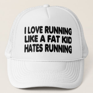 Casquette J'aime courir