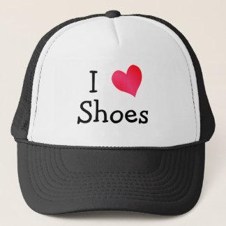 Casquette J'aime des chaussures
