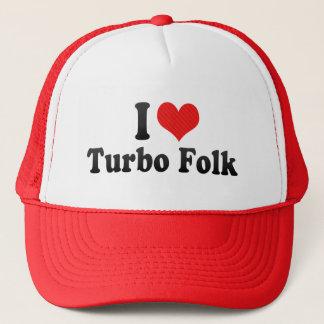 Casquette J'aime des gens de Turbo