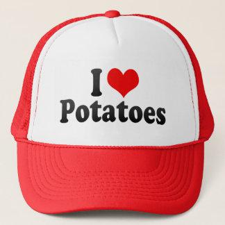 Casquette J'aime des pommes de terre
