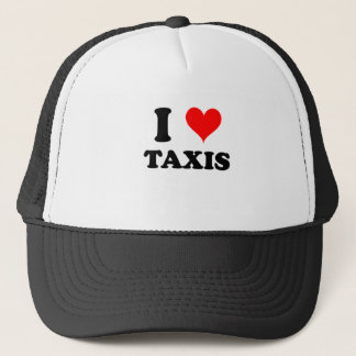 Casquette J'aime des taxis