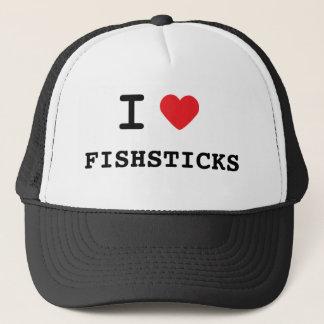 CASQUETTE J'AIME FISHSTICKS