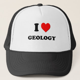 Casquette J'aime la géologie
