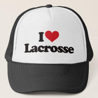 Casquette J'aime la lacrosse