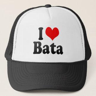 Casquette J'aime le Bata, Guinée équatoriale
