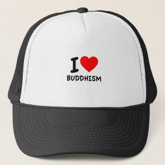 Casquette J'aime le bouddhisme