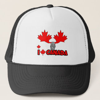 Casquette J'aime le Canada