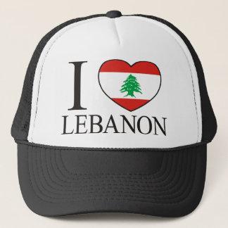 Casquette J'aime le Liban