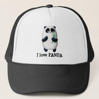 Casquette J'aime le panda