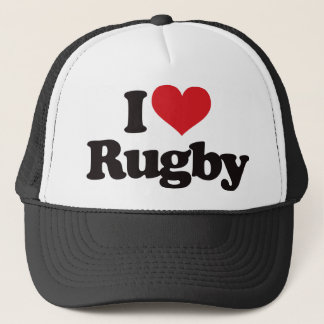 Casquette J'aime le rugby