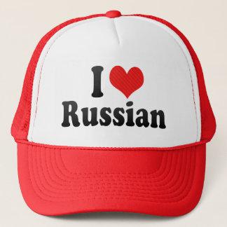 Casquette J'aime le russe