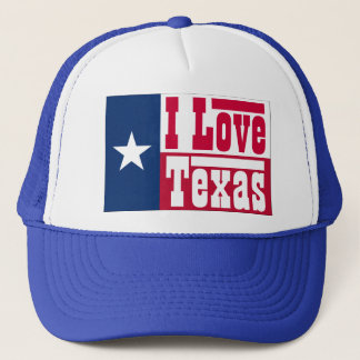 Casquette J'aime le Texas