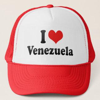 Casquette J'aime le Venezuela