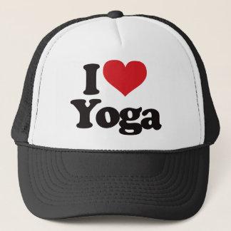 Casquette J'aime le yoga