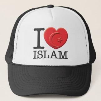 Casquette J'aime l'Islam