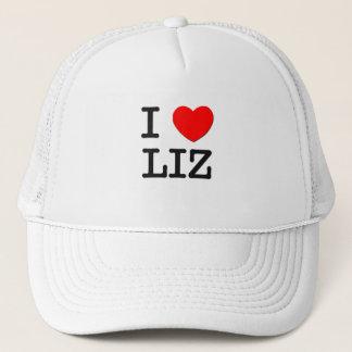 Casquette J'aime Liz