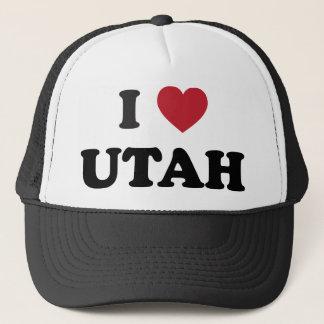 Casquette J'aime l'Utah