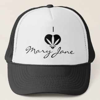 Casquette j'aime Mary Jane