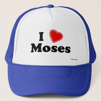 Casquette J'aime Moïse