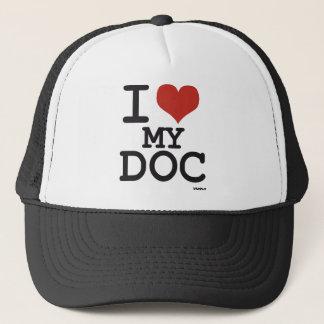Casquette J'aime mon Doc. - docteur