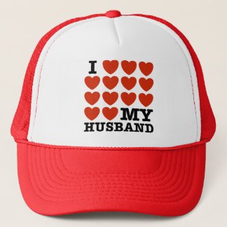 Casquette J'aime mon mari