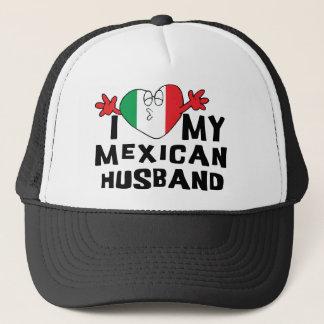 Casquette J'aime mon mari mexicain