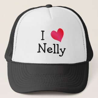 Casquette J'aime Nelly